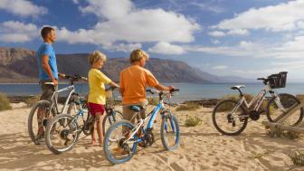 En aktivitetsfylld familjesemester på Kanarieöarna är svårslagen. Foto: Canary Island Tourism.
