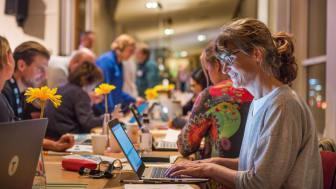 Annette Berggren, pedagog på Folkparksskolan i Norrköping, tyckte workshopen gav roliga och konkreta verktyg i programmering, som hon direkt kan ha användning för i klassrummet.