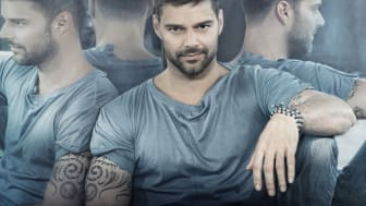 "Ricky Martin släpper nya albumet ""Música Alma Sexo"" 4 februari"