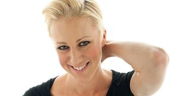 Exklusiv pressträff med Kajsa Bergqvist