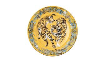 Rosenthal - Sternzeichenteller Jahr des Tigers/Design: iSHONi