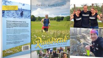 Runstreak – att springa varje dag: den första svenska boken på temat.