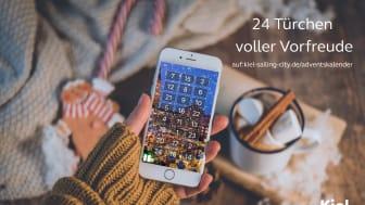 Online-Adventskalender: mobil optimiert und mit täglichen Gewinnen