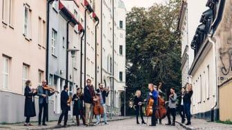 Lunds Kammarsolister är en av de kulturaktörer som får ta del av Region Skånes expresstöd till kulturlivet. Fotograf: Marte Veian Andreasson