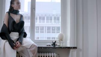 Beckmans Designhögskola visar nyskapande modefilm