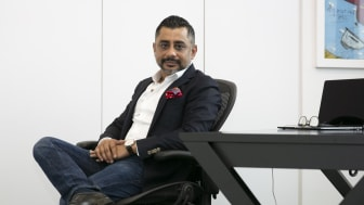 Sudhir Agarwal, Founder and CEO of Everise,