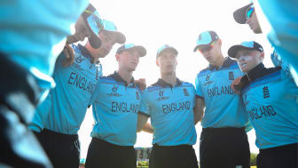 England at the 2020 ICC U19 World Cup (Getty Sport)
