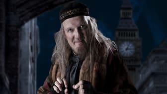 Preben Kristensen vender tilbage til  Det Ny Teater som Fagin i OLIVER!