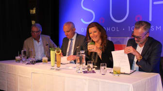 Jyryn, Sören Hullberg, Per Jaldung, Therese Liljeqvist och Tony Irving.
