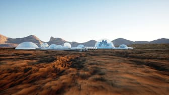 Northumbria research could power life on Mars