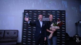 Sweden's Best Managed Companies 2021 EasyPark