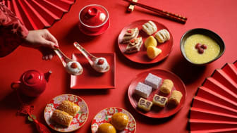 Handmade Dim Sum Creations Fit for Royalty at PARKROYAL on Beach Road!