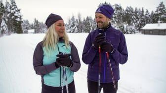 Ann Söderlund och Manne Förssberg Vasaåket 30