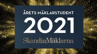 Är du Årets Mäklarstudent 2021?