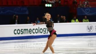 Damernas final med Joshi och Viktoria Helgesson