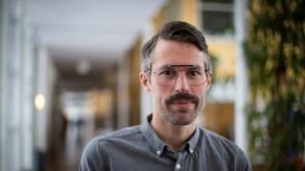 Karl Hillman, docent i miljövetenskap.