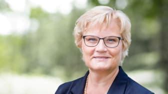 """""""Vi ser en stor efterfrågan av våra produkter både i Sverige och på exportmarknaden"""", säger Helene Richmond, vd Enertech."""