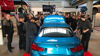 BMW på skoleskemaet i Slagelse