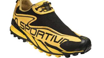 Utmanande bra grepp och hastighet med La Sportiva Crosslite 2.0