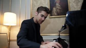 Joel Lyssarides fick 2014 års Jan Wallanderpris