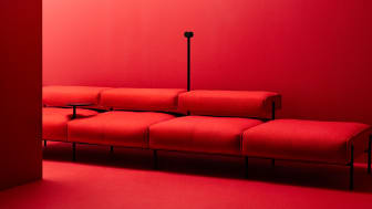 Lucy sofa system by Lucy Kurrein