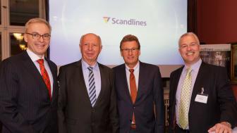 Scandlines begrüßt hochrangige Gäste aus Politik, Wirtschaft und Medien beim Neujahrsempfang