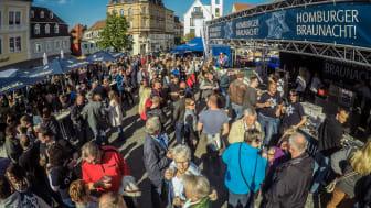 Die dritte Homburger Braunacht wartet 2018 mit einem bemerkenswerten Programm auf. Foto: Karlsberg/Stephan Bonaventura