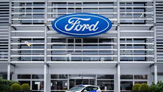 Egy Ford Fiesta Rally3 a főszereplője a Ford idei közlekedésbiztonsági kampányának
