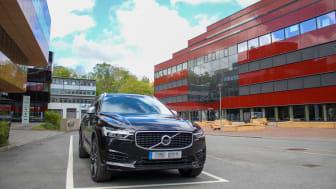 Johanneberg Science Park i nytt partnerskap med Volvo Cars