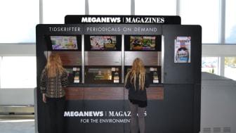 Landvetter första flygplatsen i världen att lansera framtidens klimatsmarta tidningskiosk
