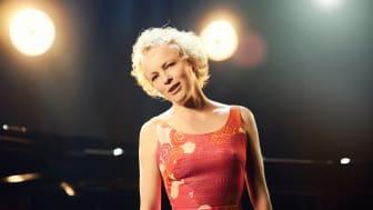 Kerstin Avemo förmedlar kärlek med Grieg.