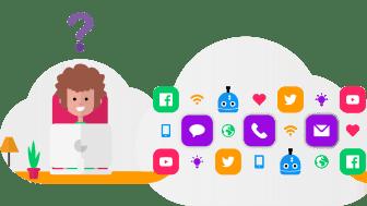 Telia og Google i AI-samarbeid for en enda bedre kundeopplevelse