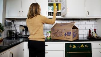 Matsmart myy verkkokaupassaan 20–90 prosentin alennuksella tavarantoimittajien jäännöseriä, jotka muutoin saattaisivat päätyä hävikkiin