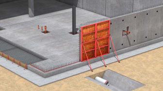 SikaSwell® system – för bekymmersfri vattentätning av betongfogar