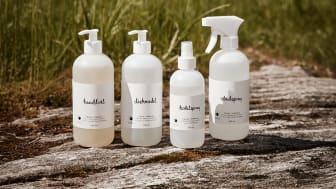 Lagerhaus lanserar en ny miljömärkt städserie!