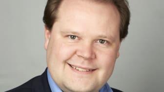 Fredrik Jaresved ny VD för växande Airport City Stockholm