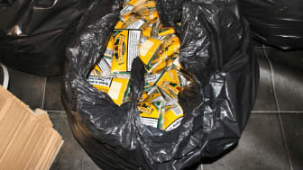 Clean sweep as counterfeit tobacco gang jailed