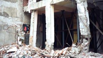 Resultat av jordskjelv i Tyrkia i 1999