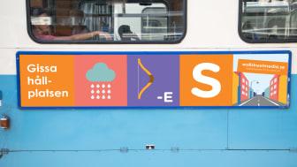 """Exempel från Wallstreets """"Rebuskampanj"""". Illustrationer: Olivia Segerqvist"""