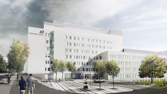 BSK tar nästa steg i förverkligandet av Nya Södertälje Sjukhus