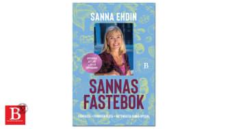 Äntligen ny bok från Sanna Ehdin - nu kommer Sannas fastebok!