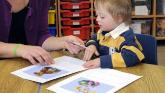 Ny Distansutbildning från Down Syndrome Education: 0-5 år