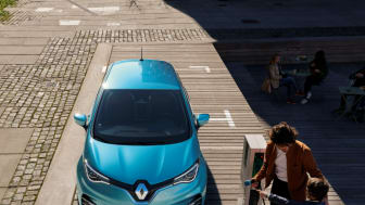 Renault ZOE er med god grund Europas mest populære elbil