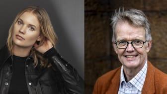 Emma Frans och Gunnar Wetterberg leder Ingenjörsdagen Online Edition 2021