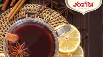 Vekk sansene med Yogi Tea julegløgg