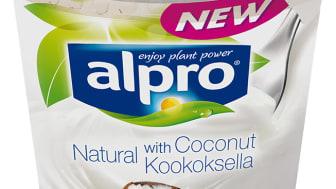 Alpro alternativ til yoghurt kokos 500 g