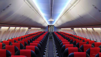 Norwegians SKY Interior