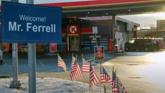 Vi er klar, Mr. Ferrell!