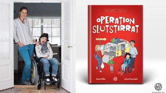 Efterlängtad barnboksserie om funkisfamiljer