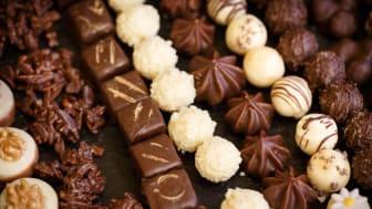 Chokladkonstens värld - Stjärnsprakande online-undervisning